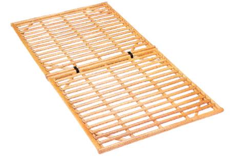 籐ロータイプすのこシングルベッド ベッド ベット BED ラタン 籐家具 アジアンテイスト