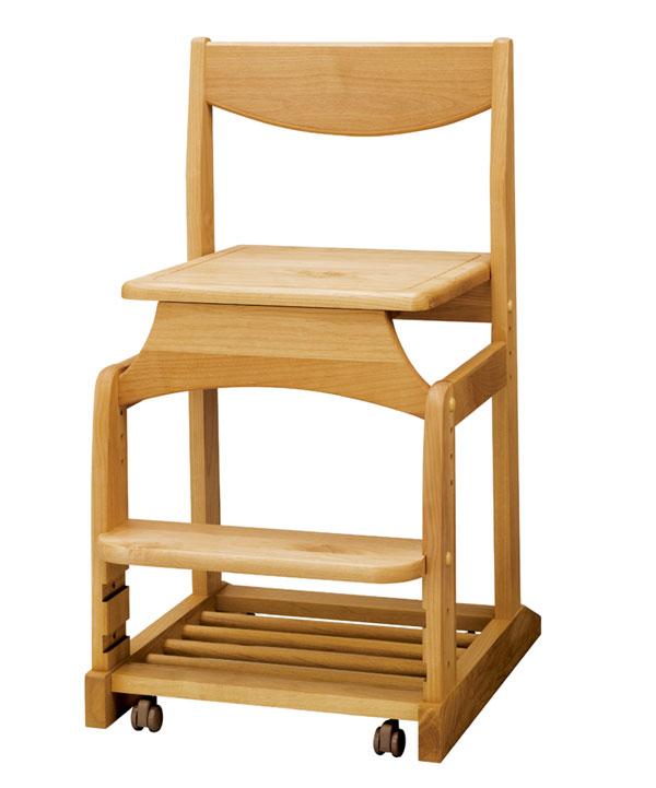 学習チェア 学習椅子 椅子 チェアー 日本製 木の温もりと環境に優しいチェア 自然塗料 健康家具 子ども 椅子 子供椅子 t003-m054-dkf-ch3