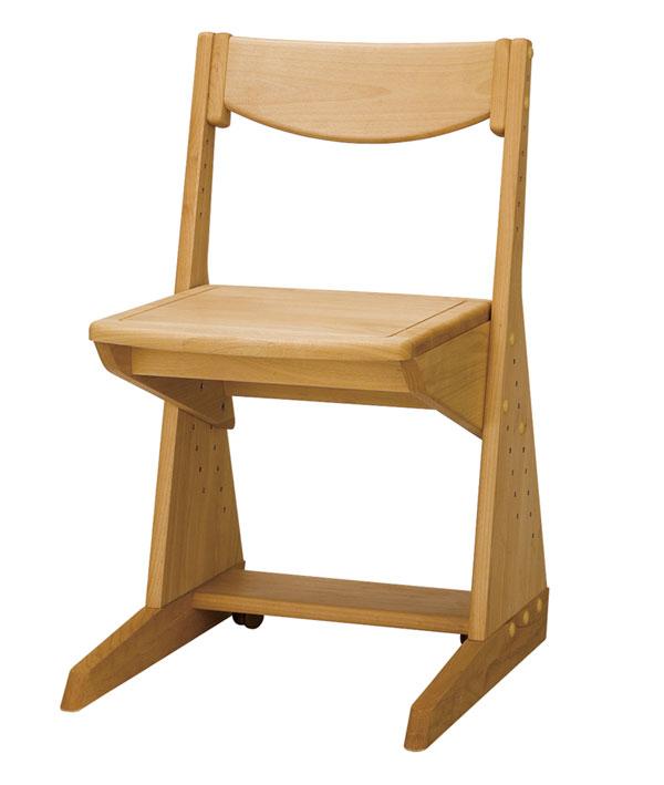 学習チェア ナチュラルのみ 日本製 子供椅子 自然風塗料 木の温もりと環境に優しい学習椅子♪ 健康家具 シリーズ専用 学習机用[G2] 【sm-200】t003-m054-pof-chna