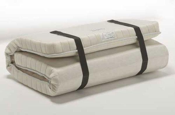 【プレミアムクーポン配布中】【日本製!フランスベッド】軽量、折り畳みが出来て片付けに便利! 低厚マルチラススプリングマットレス シングル  抜群の通気性と耐久性! ベッド ベット BED 折りたたみ