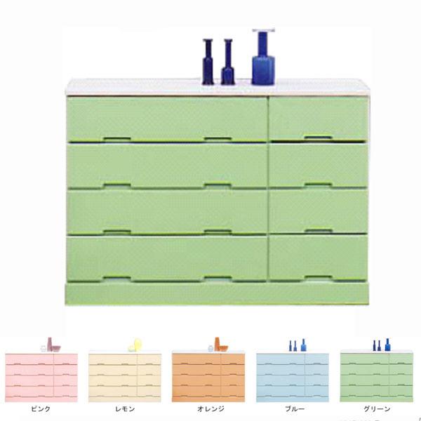 パステルカラーの デザインチェスト 整理タンス 4段 チェスト 整理タンス カラフルチェスト 整理タンス 整理タンス