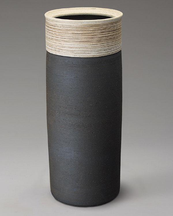 信楽焼 傘立て クリーク傘立 信楽焼き 滋賀県 日本の代表的な伝統工芸品「信楽焼」【QSM-160】【2D】