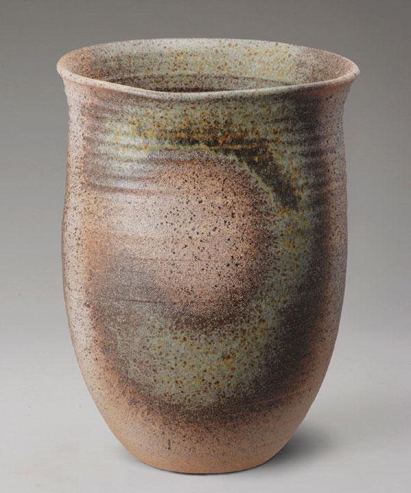 信楽焼 傘立て 古陶窯肌傘立 信楽焼き 滋賀県 日本の代表的な伝統工芸品「信楽焼」