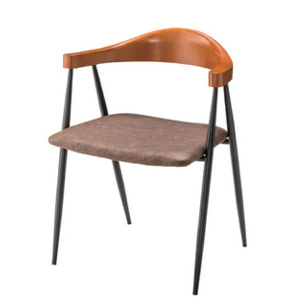 ダイニングチェア【2台セット】アームチェア シンプルモダン  ナチュラル ミッドセンチュリー 北欧テイスト シンプル 食卓チェア 椅子 イス いす 椅子 ダイニングチェア チェア チェアー 木製チェアー デザイナーズ 【QSM-180】【2D】