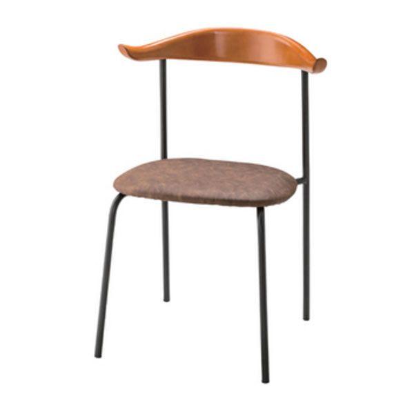 ダイニングチェア【2台セット】 シンプルモダン  ナチュラル ミッドセンチュリー 北欧テイスト シンプル 食卓チェア 椅子 イス いす 椅子 ダイニングチェア チェア チェアー 木製チェアー デザイナーズ【QSM-180】【2D】