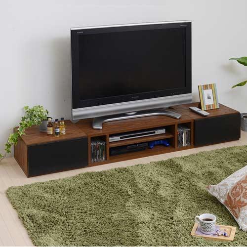 ローボード テレビ台 システムボード TV 送料無料 m031-paf0015【QSM-60】【JG】