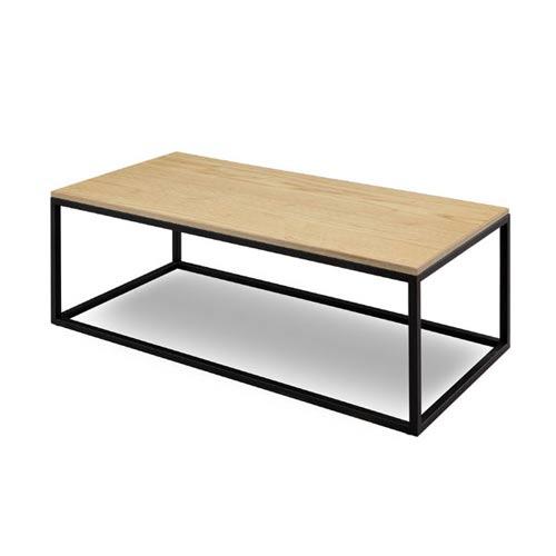 リビングテーブル センターテーブル 幅105 無垢材 ローテーブル 北欧家具 【QSM-220】  t001-【2D】