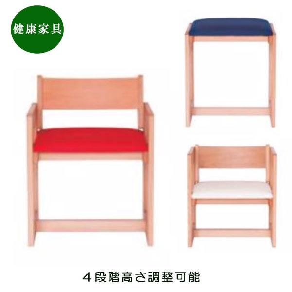 【日本製】【杉工場】子供椅子 組立式 学習椅子 木の温もりと環境に優しいチェア♪ 健康家具 自然塗料 【学習いす】【MUCMOC(ムックモック)】子ども 机 オイル塗装 GMK-dc
