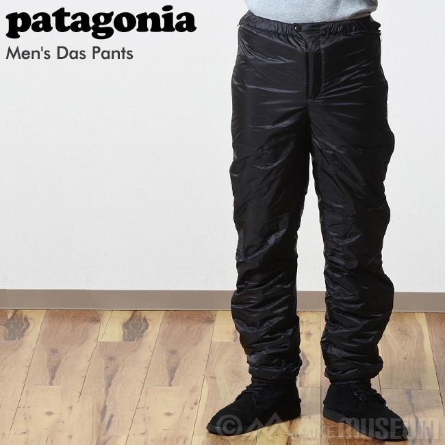 PAUSE_巴他戈尼亚patagonia menzudasupantsu Men's Das Pants 84160