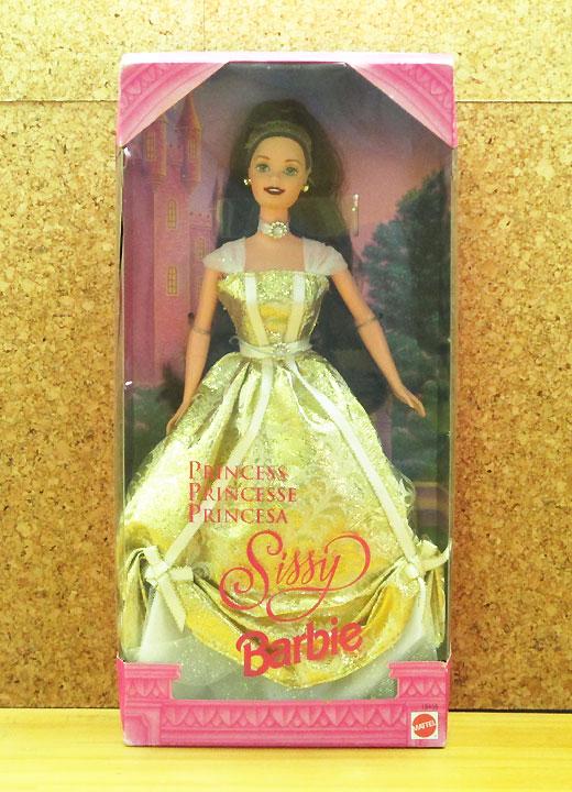 【バービー/barbie 】ドール・人形『Sissy Barbie』マテル・アメキャラ・アメトイ・コレクション