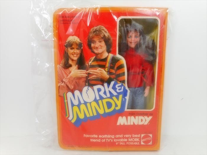 MORK&MINDY MINDY ドールモーク&ミンディー アンティーク