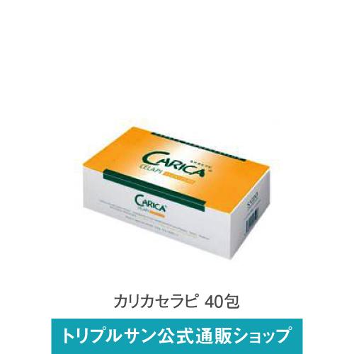 エポラーシェ カリカセラピ SAIDO-PS501 サプリメント パウダー 青パパイア発酵食品 3g 40包 542