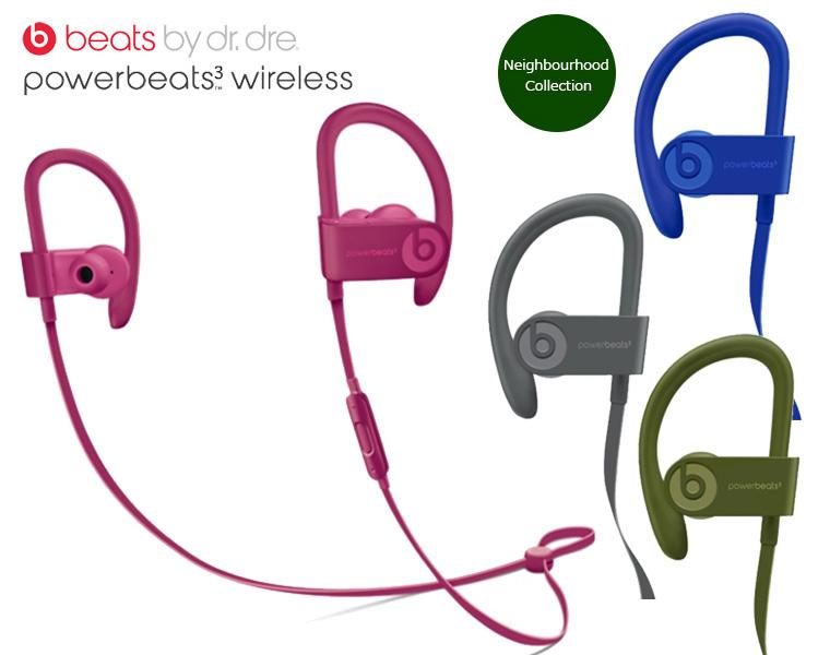 Beats by Dr.Dre ワイアレスイヤホン/Powerbeats3 Wireless Neighbourhood Collection (Bluetooth対応)【国内正規輸入代理店商品】【送料無料】【DZONE店】