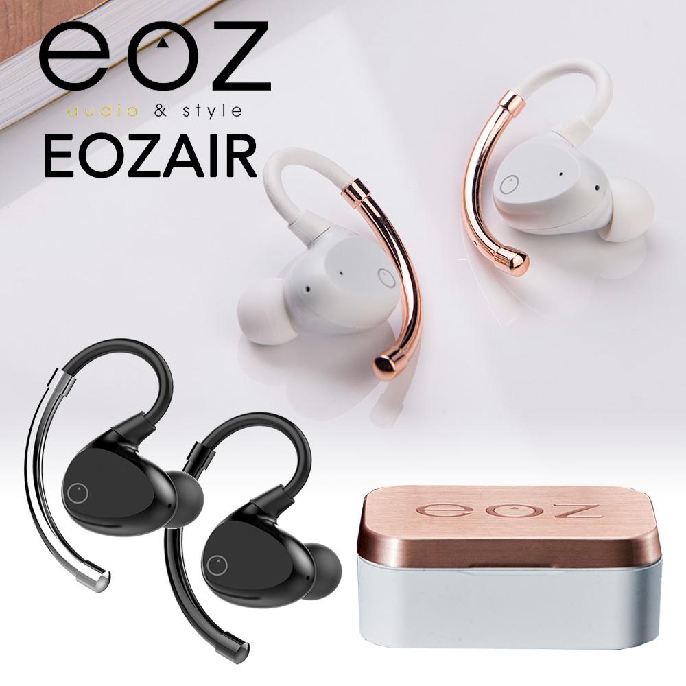 イーオージー・エアー air 【送料無料】【国内正規品】 eoz 完全ワイヤレスイヤホン 最大連続再生時間5.5時間 eoz Bluetooth5.0