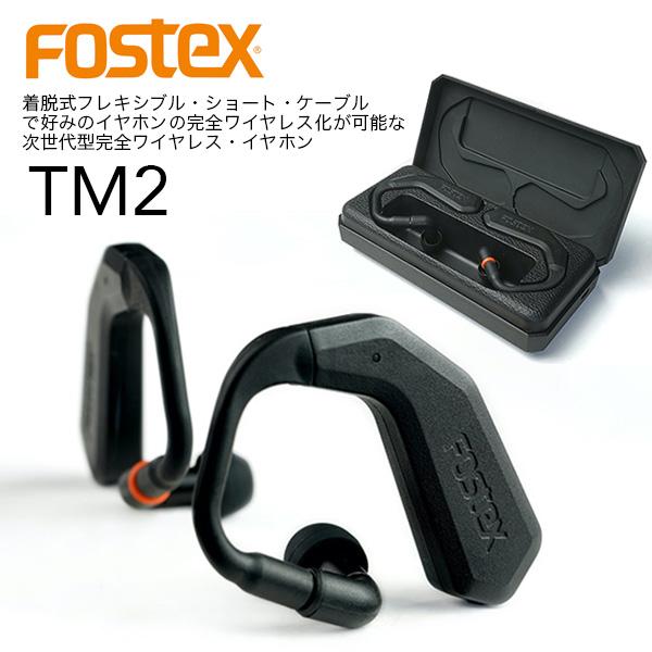 FOSTEX 完全ワイヤレスイヤホン TM2 【送料無料】