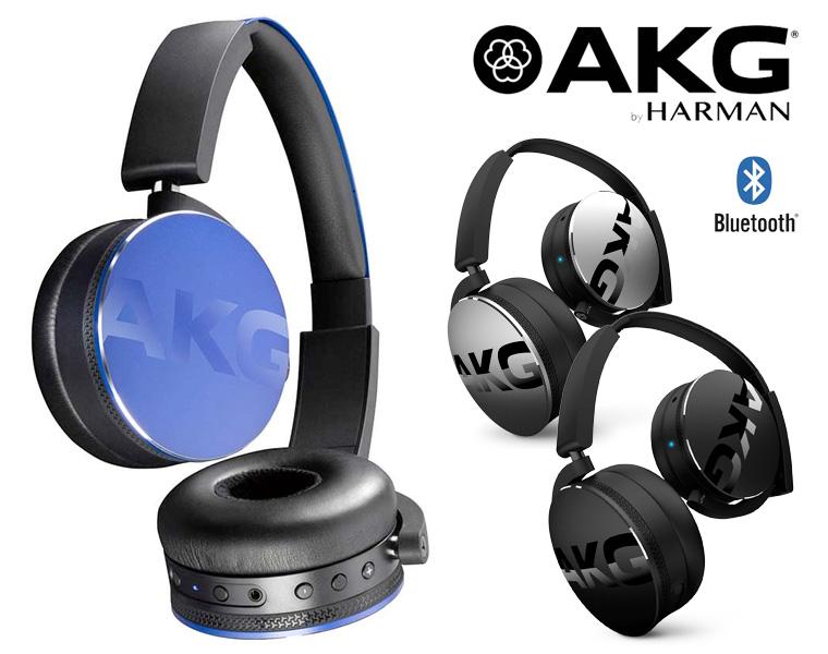 AKG / Y50BT ワイヤレスヘッドホン(Bluetooth対応)【送料無料】【DZONE店】