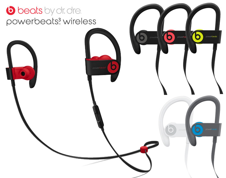 Beats by Dr.Dre ワイアレスイヤホン/Powerbeats3 Wireless (Bluetooth対応)【国内正規輸入代理店商品】【送料無料】【DZONE店】