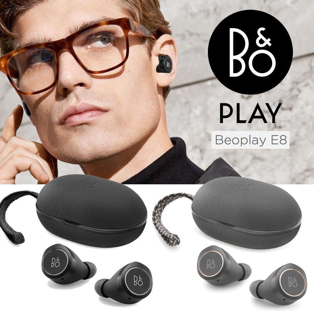 B&O PLAY 完全ワイヤレスイヤホン E8 (Bluetooth対応)【送料無料】【国内正規品】DZONE店