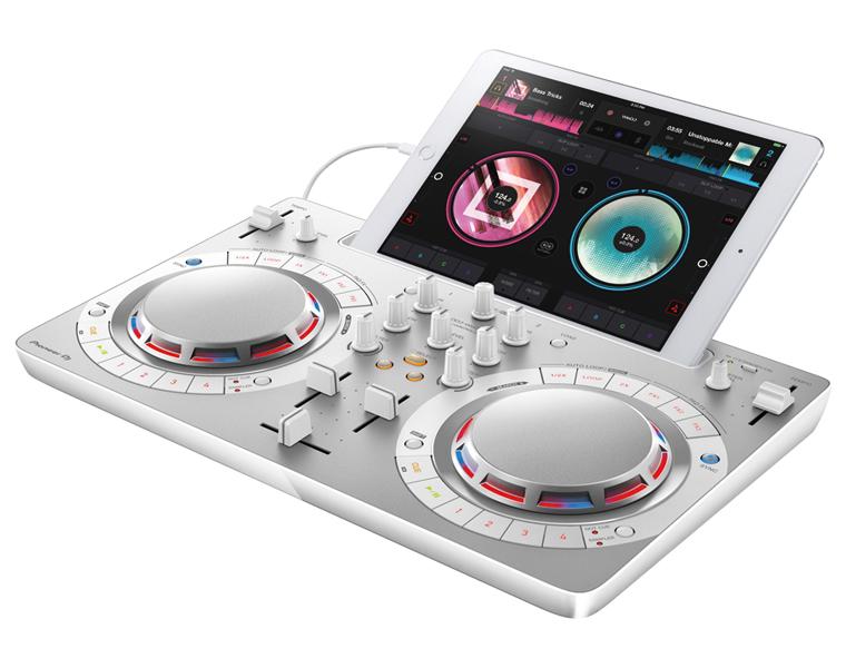 【選べる特典付き】【送料無料】PIONEER DJコントローラー / DDJ-WEGO4-W