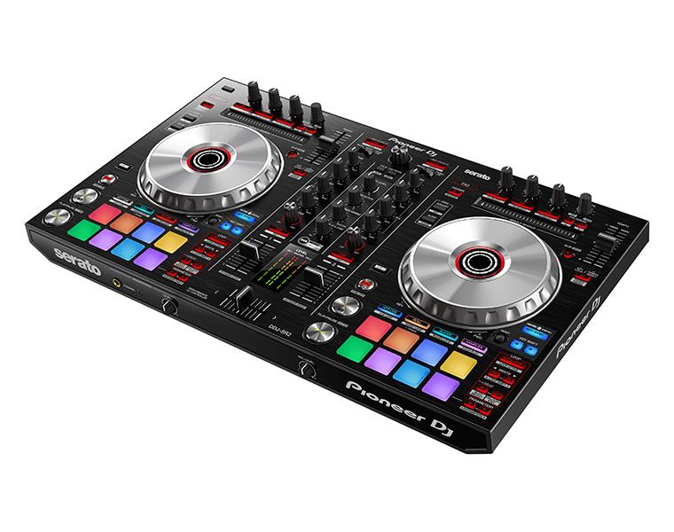 PIONEER DJコントローラー/DDJ-SR2【8GUSBメモリープレゼント!PITCH'N TIME同梱 / 送料無料】