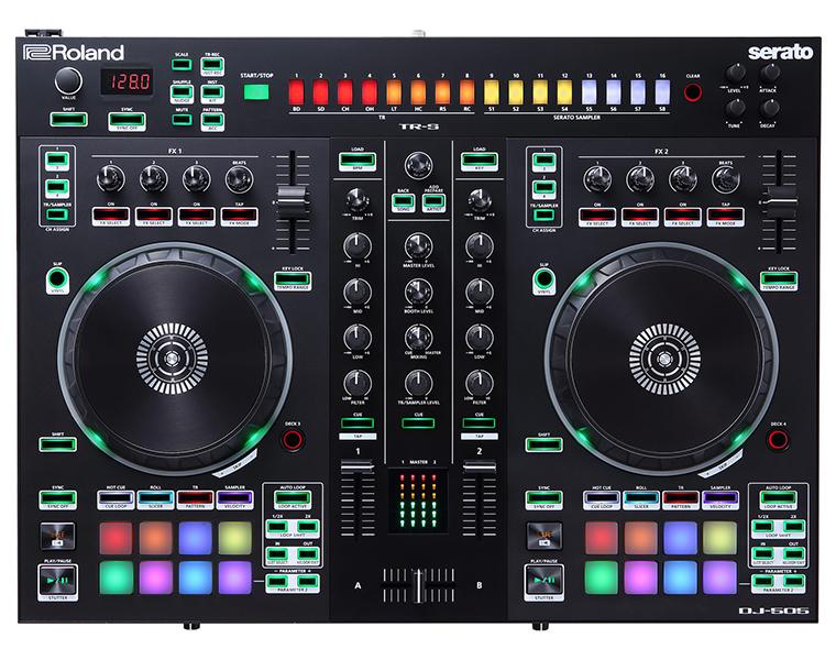 ROLAND DJコントローラー / DJ-505【送料無料】