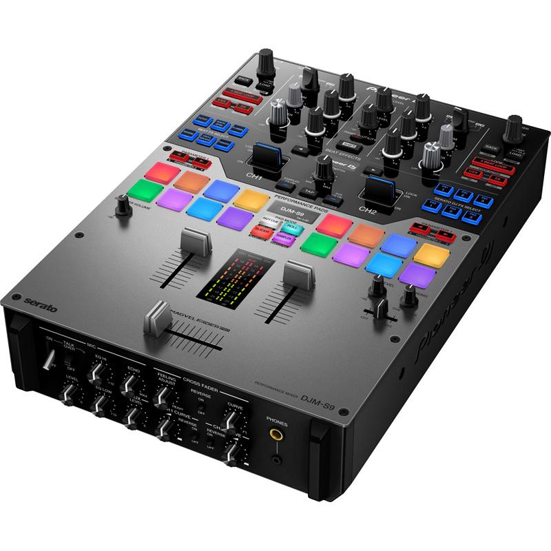 【数量限定】Pioneer DJ ミキサー DJM-S9-S シルバー serato DJ PRO【送料無料】