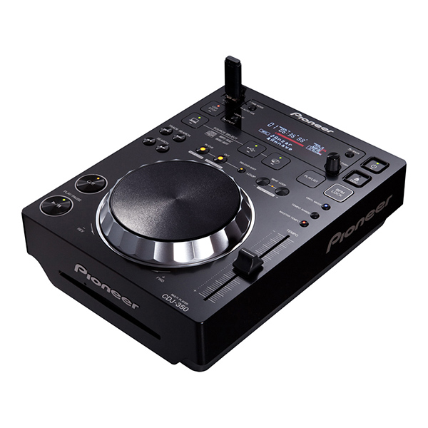 PIONEER DJ CDJ-350 DJプレーヤー rekordbox【送料無料】