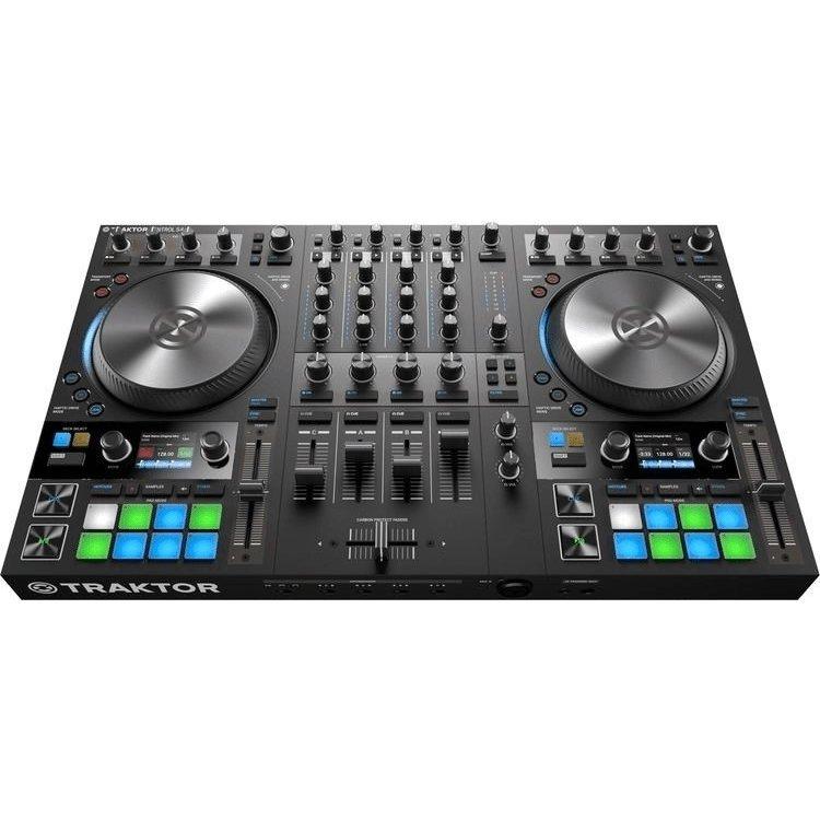 Native Instruments TRAKTOR KONTROL S4 MK3 DJコントローラー 送料無料