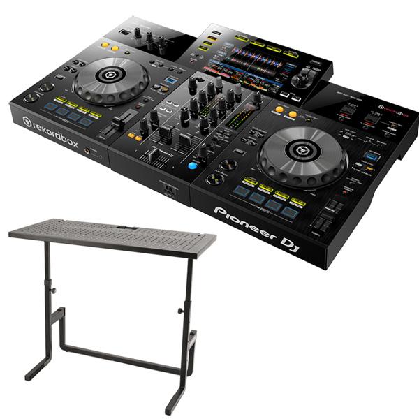 《選べる特典付き》PIONEER DJセット 2chオールインワンDJシステム XDJ-RR + DJテーブル【送料無料】