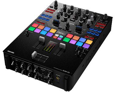 PIONEER DJミキサー DJM-S9 (srrato DJ対応) 【送料無料】