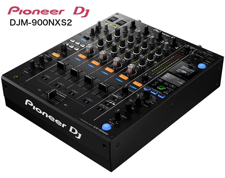 PIONEER DJミキサー/DJM-900NXS2【送料無料】