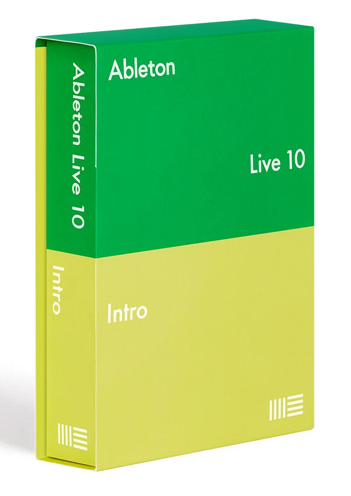 Ableton Live10 Intro