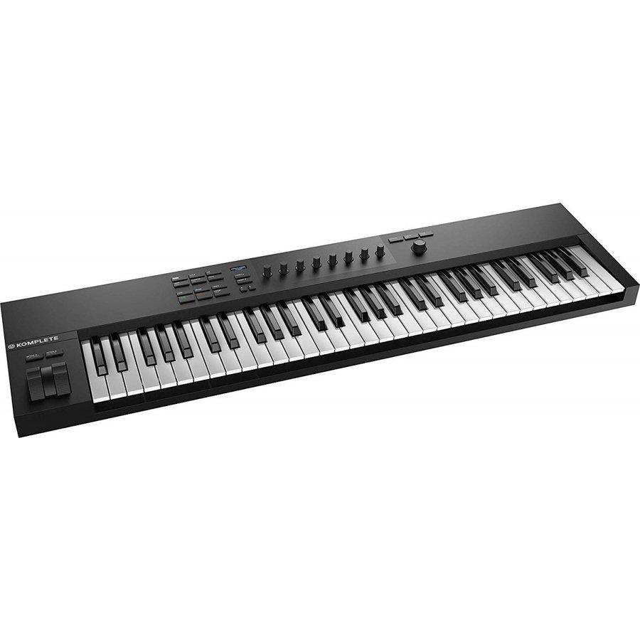 Native Instruments KOMPLETE KONTROL A61 MIDIキーボード 送料無料
