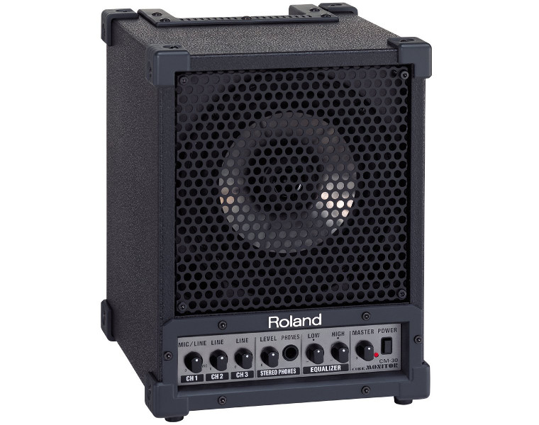 Roland ローランド CM-30 Cube Monitor 小型多目的アンプ《送料無料》