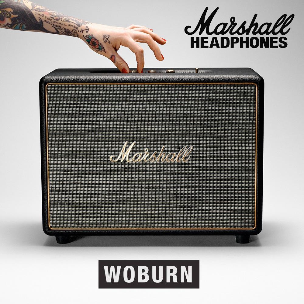 Marshall マーシャル Woburn Bluetooth対応スピーカー【国内正規品】【送料無料】