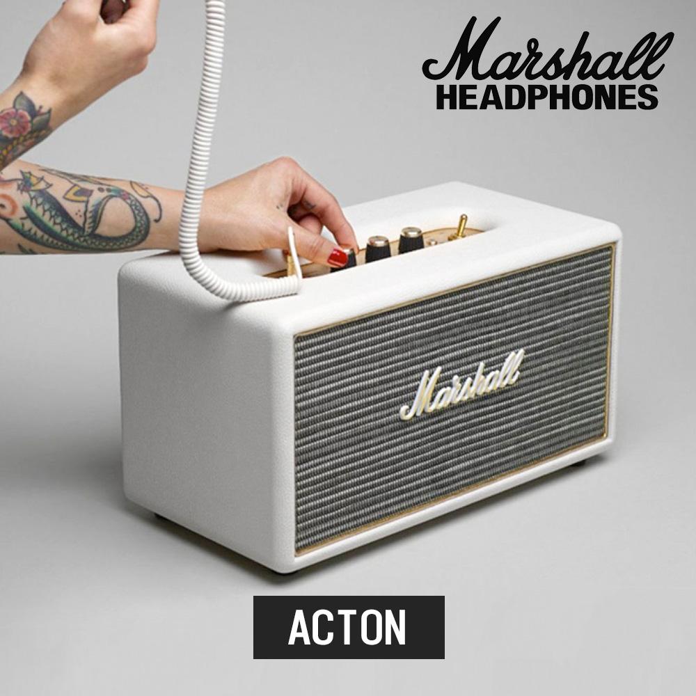 Marshall マーシャル ACTON Bluetooth対応スピーカー【国内正規品】【送料無料】