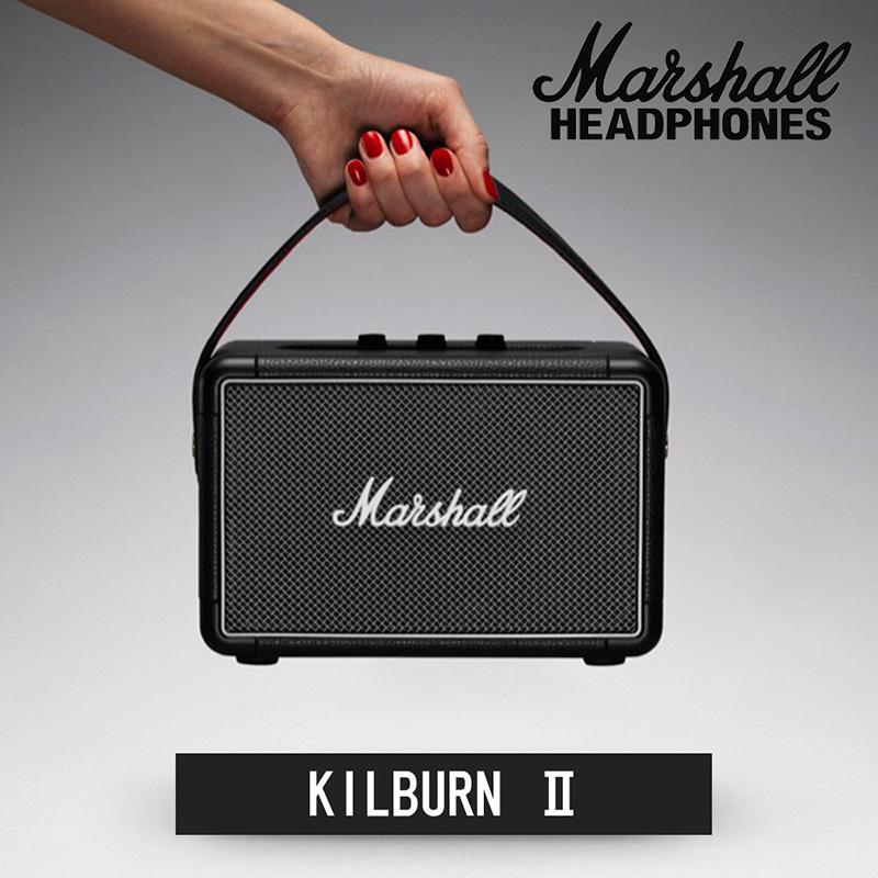 Marshall マーシャル KILBURN2 Bluetooth対応スピーカー 20時間以上連続再生 2.5kg【国内正規品】【送料無料】