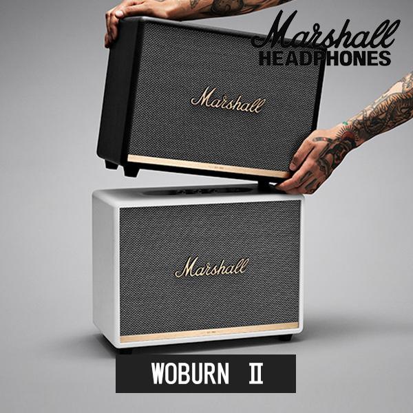 Marshall マーシャル WOBURN2 Bluetoothスピーカー Bluetooth5.0対応【国内正規品一年保証】【送料無料】