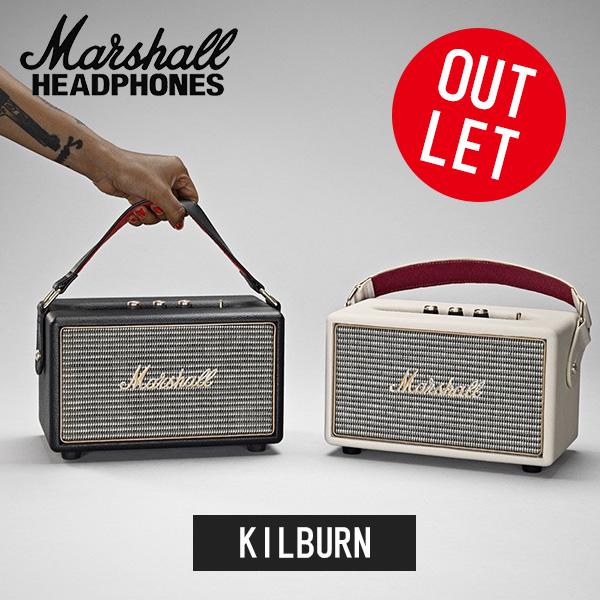 【アウトレット品】Marshall マーシャル KILBURN Bluetooth対応スピーカー 【国内正規品】