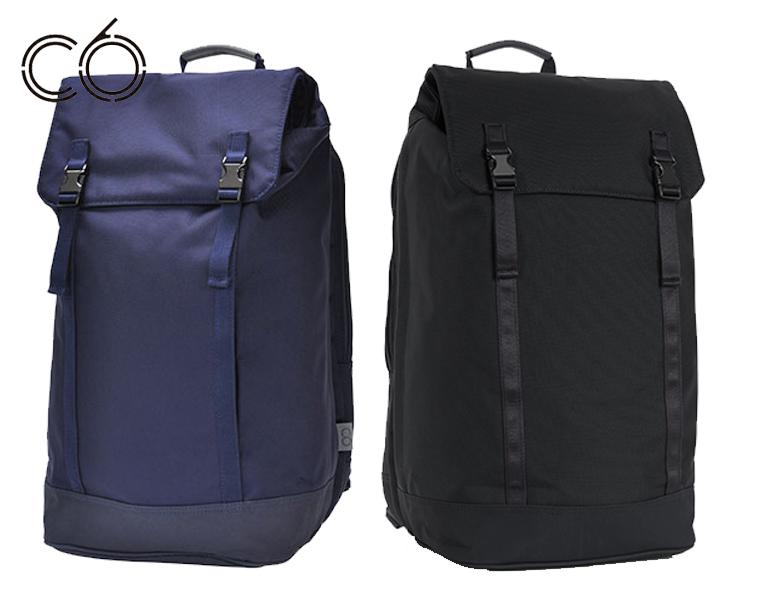 【送料無料】C6/C6 2 in 1 Short-Haul Bag Slim BACKPACK DURABLE NYLON