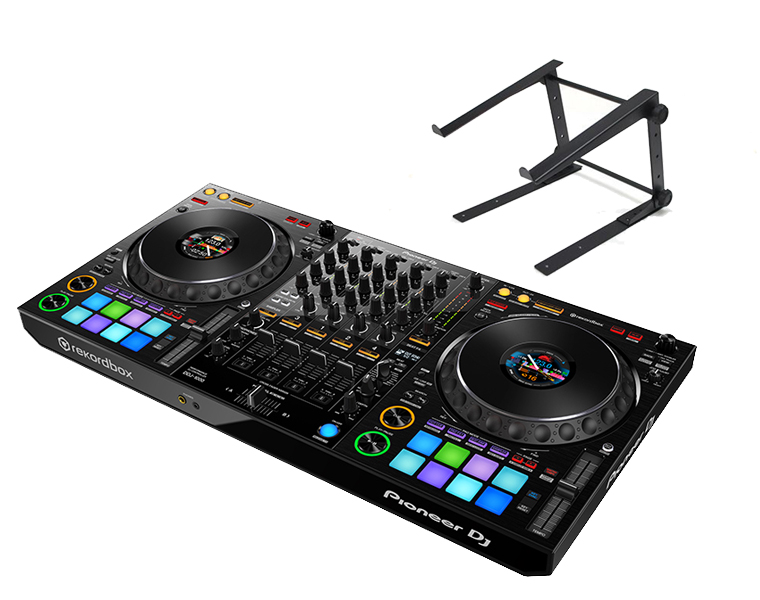 【選べる特典付き】PIONEER DJコントローラーセット /DDJ-1000 + PCスタンド【送料無料】