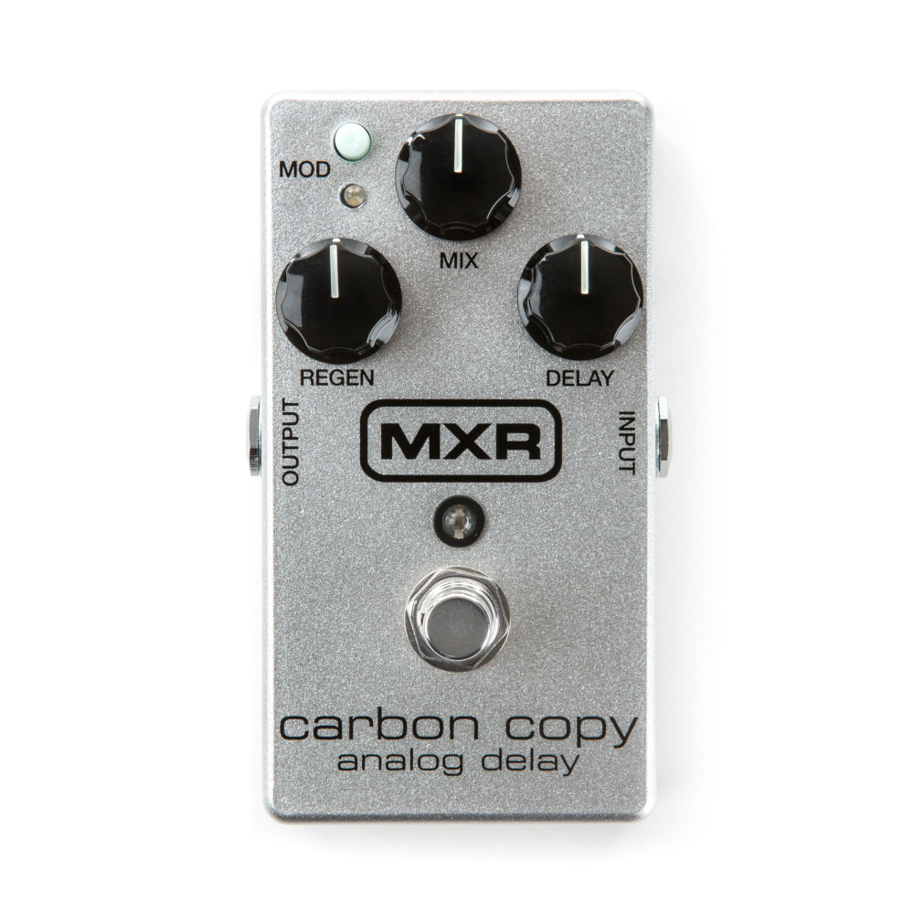 MXR M169A Carbon Copy Analog Deley 10th Annivertsary Edition エフェクター ディレイ 限定生産 送料無料