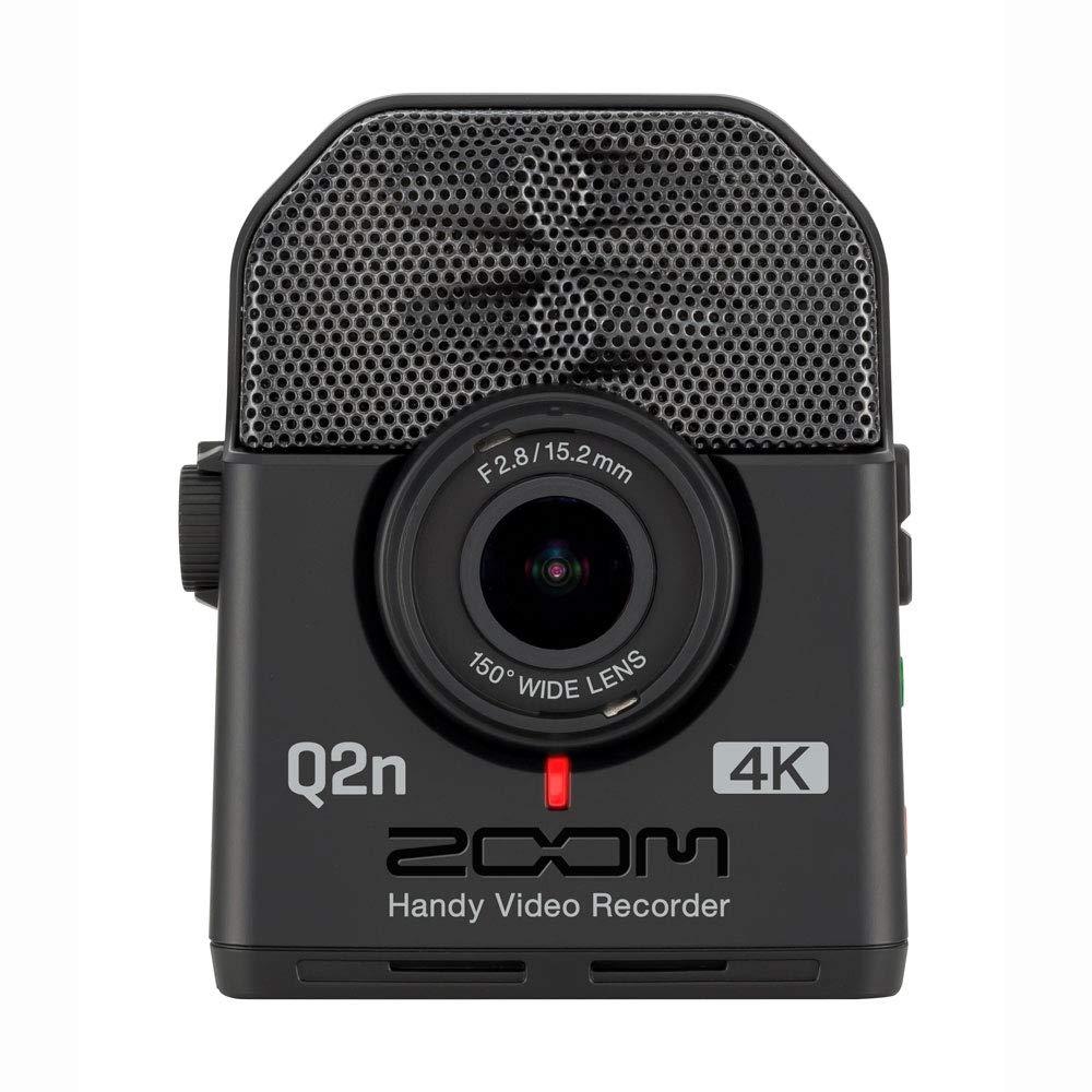 ZOOM ズーム 4Kハンディビデオレコーダー Q2n-4K 【送料無料】