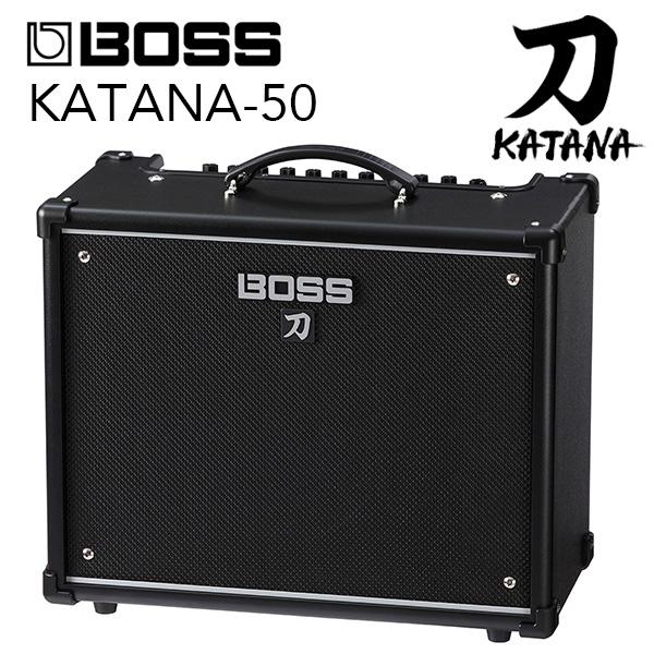 BOSS ボス KATANA-50 ギターアンプ【送料無料】