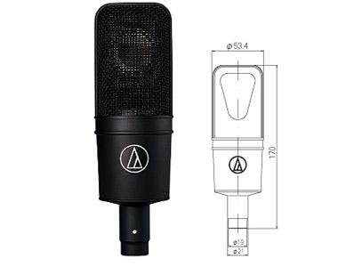 audio-technica コンデンサーマイク / AT4040 【送料無料!】