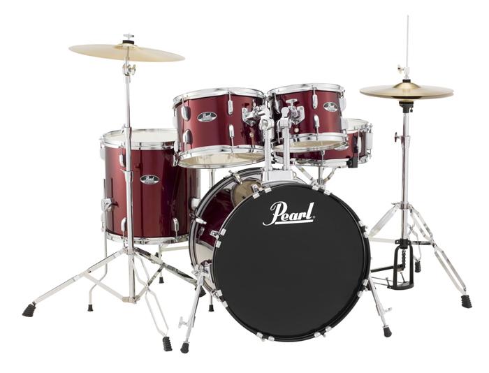 送料無料!! Pearl(パール)ドラムセット コンパクトキット ROADSHOW COMPACT KIT 20