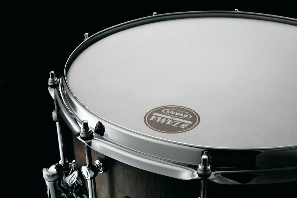 d217b0bf2248 芯のあるアタック音が特徴のTAMA新製品、S.L.P.シリーズG-WALNUT14