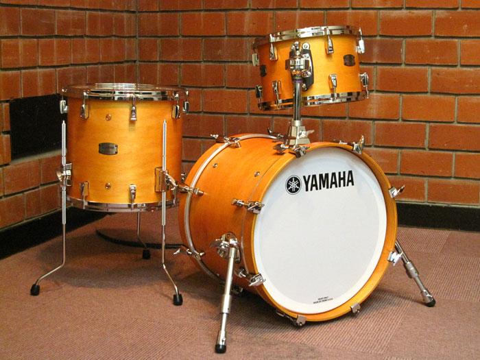 送料無料!!YAMAHA(ヤマハ)ドラムセット Absolute Hybrid Maple Be-Bop Kit 18