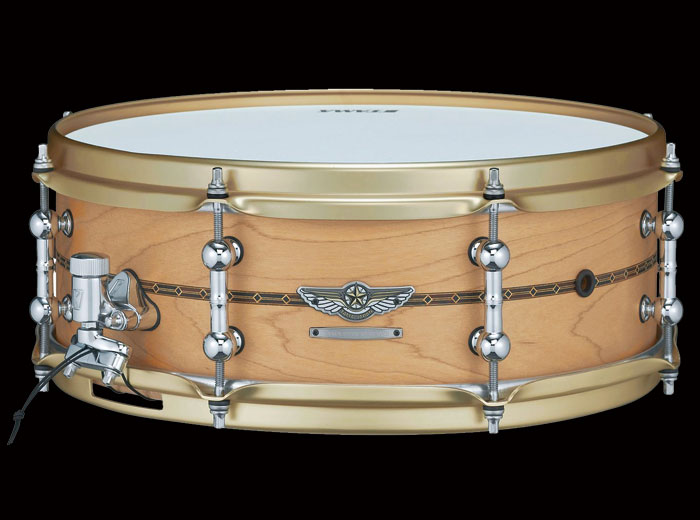 TAMA(タマ)スネアドラム 単板メイプル TLM145S-OMP STAR Reserve Oiled Natural Maple スターリザーヴ 送料無料!!