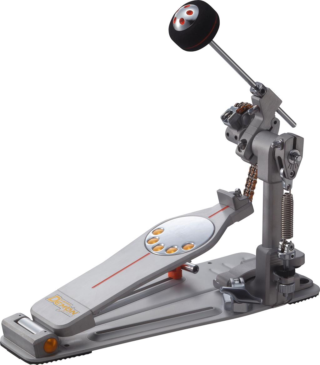 【上品】 送料無料! 送料無料!!! Pearl(パール)シングルペダル デーモンドライブ P-3000C セミハードケース付き, バームビューロ:0931480f --- totem-info.com